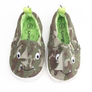 5/$25 🍄 size 2 George Dino Shoes